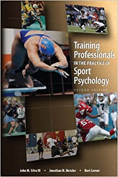 Book Training Professionals in the Practice of Sport Psychology