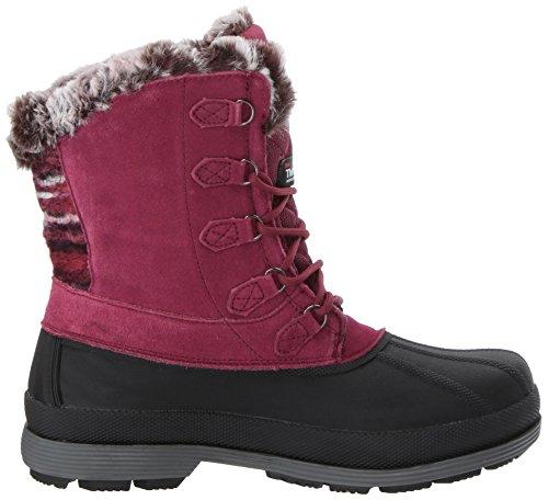 Propét Damen Lumi Tall Lace Snow Boot Beere