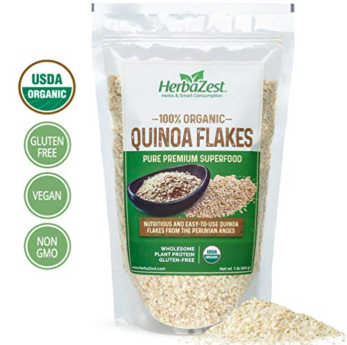 Quinoa Flakes Organic Superfood Certified product image