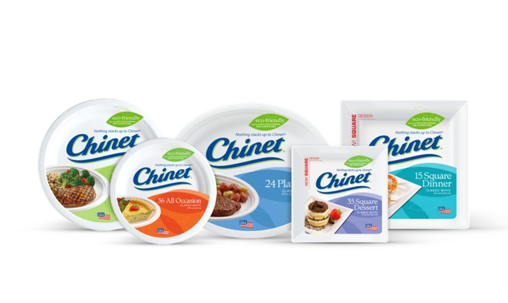 Amazon Com Chinet Premium Platters 12 Count Package Pack Of 12