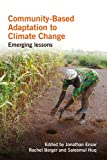Community-Based Adaptation to Climate Change, , 1853397911