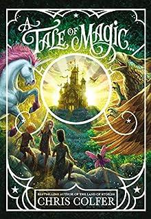 Book Cover: A Tale of Magic...