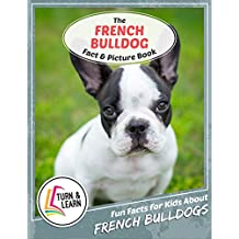 The French Bulldog Fact and Picture Book: Fun Facts for Kids About French Bulldog (Turn and Learn)