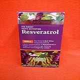 ResVitale - Resveratrol 250 mg. - 60 Vegetarian Capsules