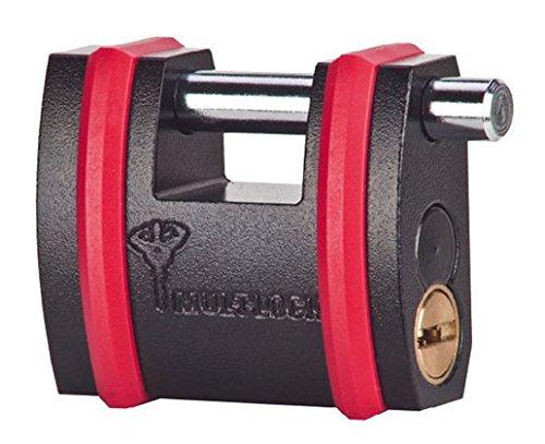 Mul-T-Lock Padlock SBNE10, Grade 3, 10mm, Sliding Bolt padlock