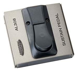 Classic Cantabile AL308 - Pedal para teclado electrónico (de resonancia)