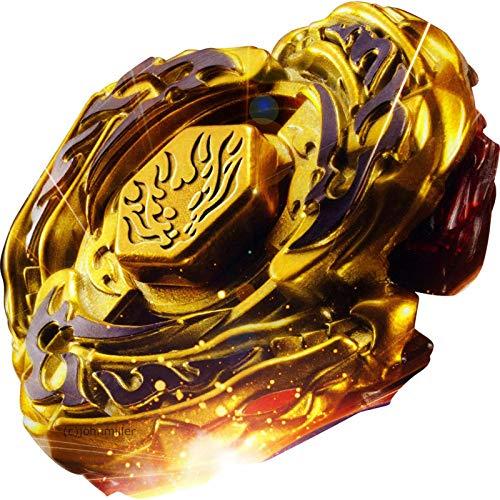 PiggiesC for L-Drago for Destructor (Destroy) Gold Armored Metal Fury 4D Beyblade (Beyblade Metal Fury Best Beyblade)