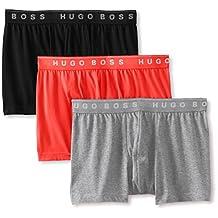 Hugo Boss mens 3-Pack Cotton Trunk