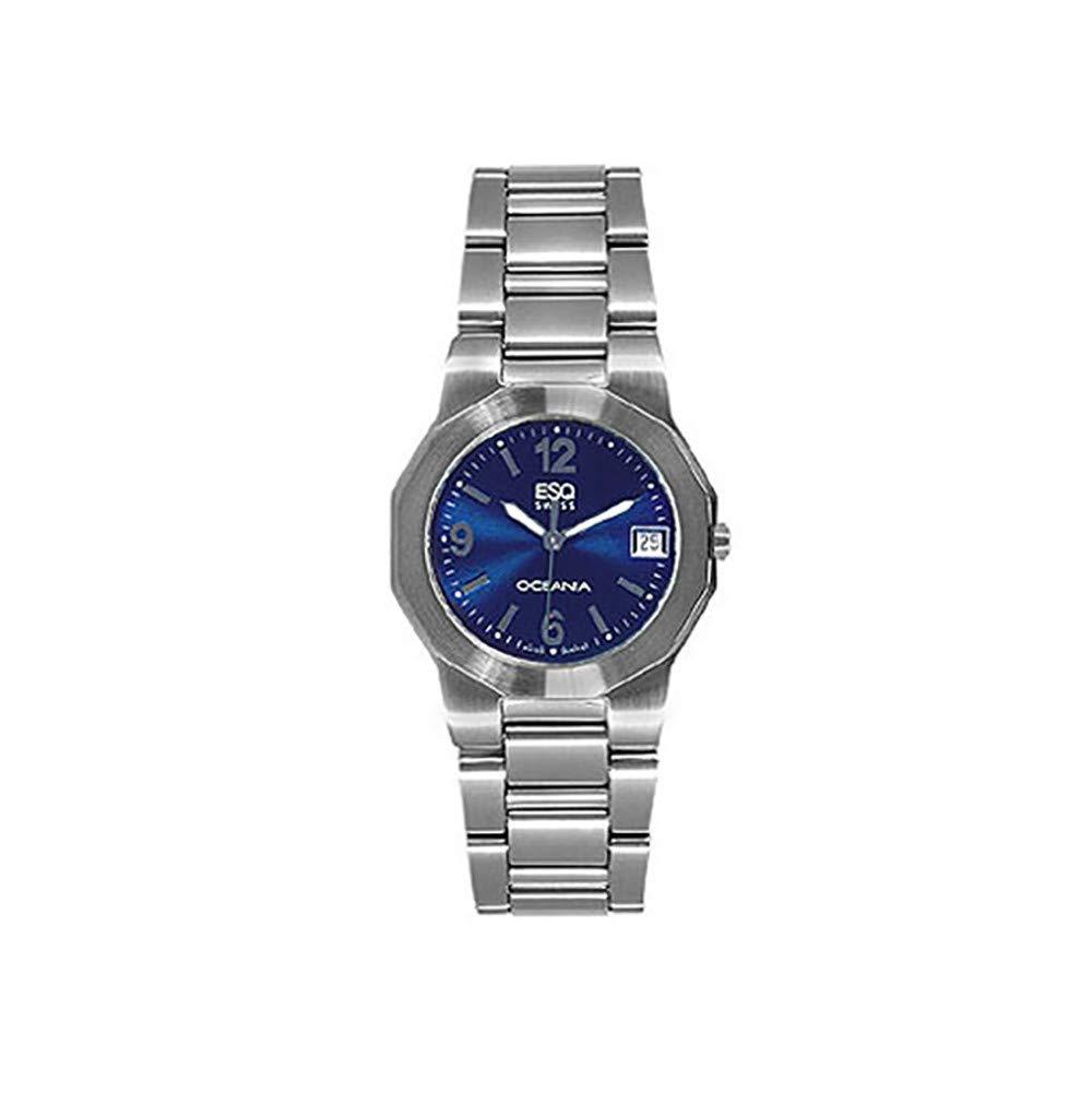 ESQ Oceania Quartz Male Watch 07300700 (Certified Pre-Owned) by ESQ