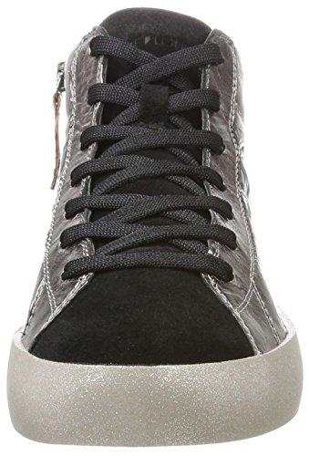 Crime London 25111a17b, Sneaker a Collo Alto Donna Multicolore (Rose)