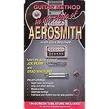 Guitar Method: Aerosmith