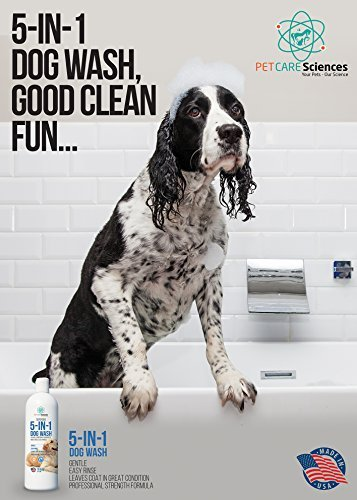 Buy shampoo for puppies