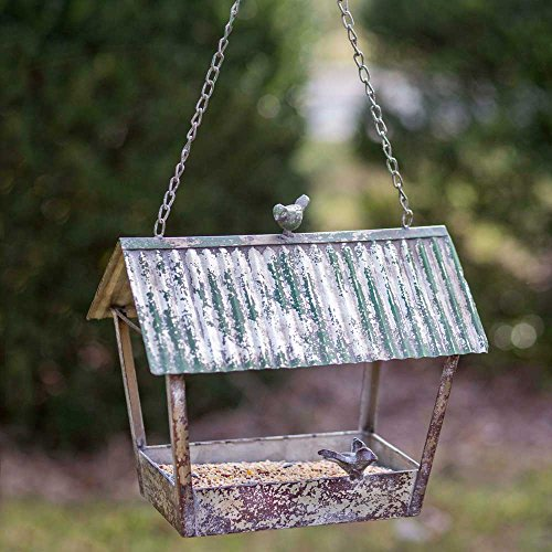 Vintage Travelers Rest Bird Feeder CTW by CTW