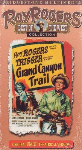 Grand Canyon Trail [VHS] - Sage Canyon