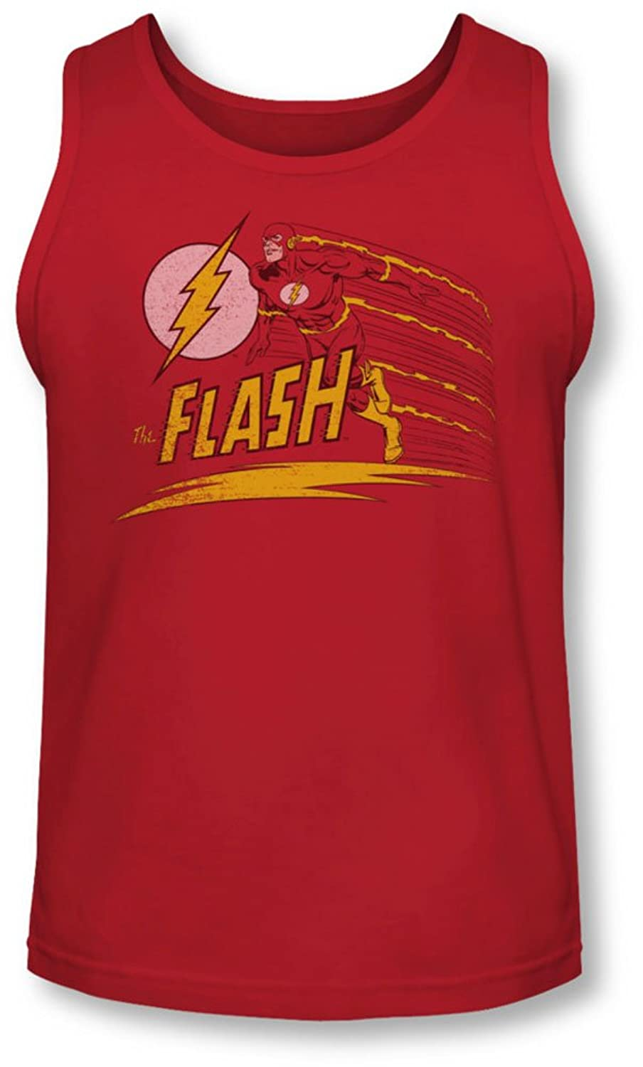 Dc - Mens Like Lightning Tank-Top