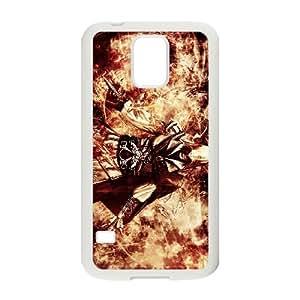 battlefield 4 Samsung Galaxy S5 Cell Phone Case White yyfD-019577