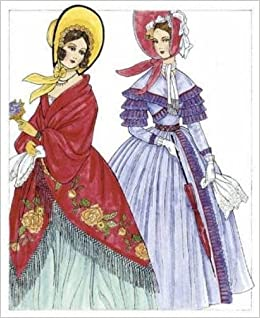 Godey S Fashions Coloring Book Dover Fashion Coloring Book Ming