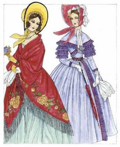 Godey's Fashions Coloring Book (Dover Fashion Coloring Book)