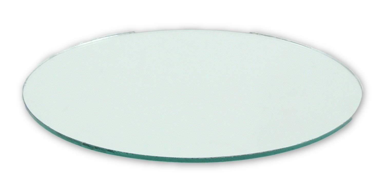 6 inch Large Round Craft Mirrors Bulk 24 Piece Also Mirror Mosaic Tiles