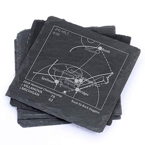 Greatest Alabama Plays - Slate Coasters (Set of 4) (1979 Sugar)