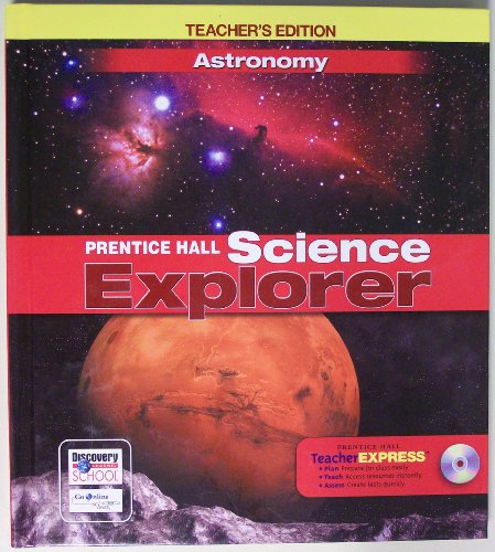 Astronomy: Teachers Edition (Prentice Hall Science Explorer) (Hardcover)