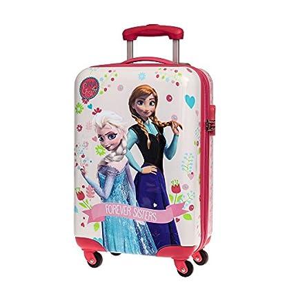 Disney Frozen Sisters Maleta de Cabina, 33 Litros