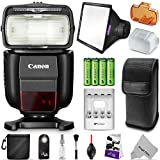 Canon Speedlite 430EX III-RT Flash w/ Essential Photo Bundle