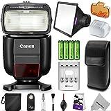 Photo : Canon Speedlite 430EX III-RT Flash w/ Essential Photo Bundle
