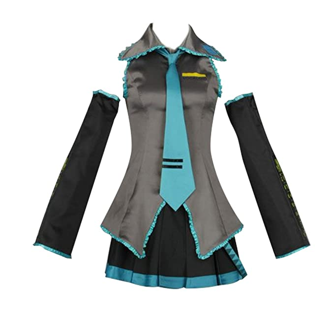 dream2reality vocaloid family cosplay costume hatsune miku xxx large amazoncouk toys games