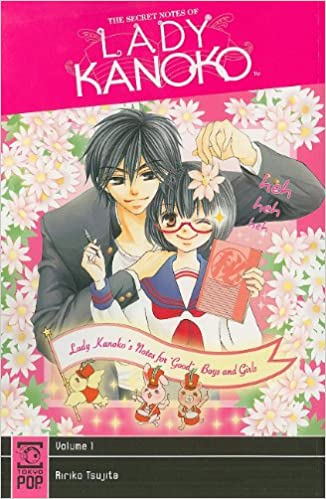 The Secret Notes of Lady Kanoko (Warau Kanoko Sama), Vol. 1