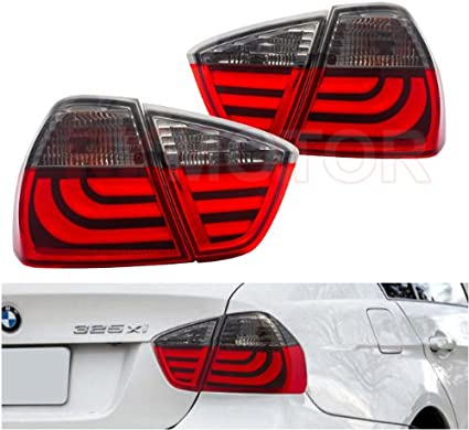 *FOR THE E90 DRIVERS* *BMW E90 2005-2008 LCI Rear Taillight Tint