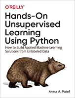 Hands-On Unsupervised Learning Using Python Front Cover
