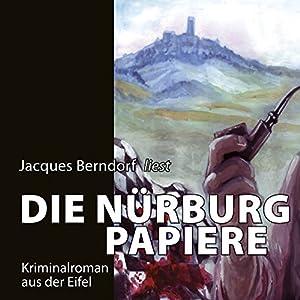 Die Nürburg-Papiere Hörbuch