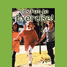 It's Fun to Exercise Audiobook by Kristine Lalley Narrated by Emilio Delgado
