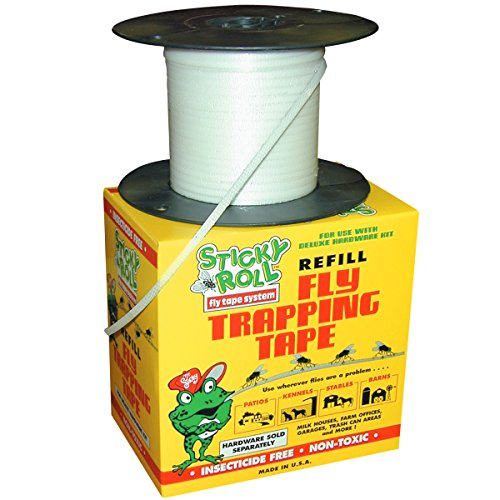 Coburn Sticky Roll Fly Tape 1000' Refill F/Deluxe Kit