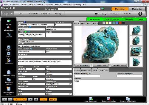 Gs Mineralien Verwaltung 3 Amazonde Software