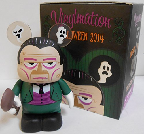 2014 Holiday Halloween Gravedigger (COLOR) Disney Vinylmation 3'' Figure Limited Cute ()