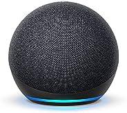 Nuevo Echo Dot (4ta Gen) - Bocina inteligente con Alexa - Negro