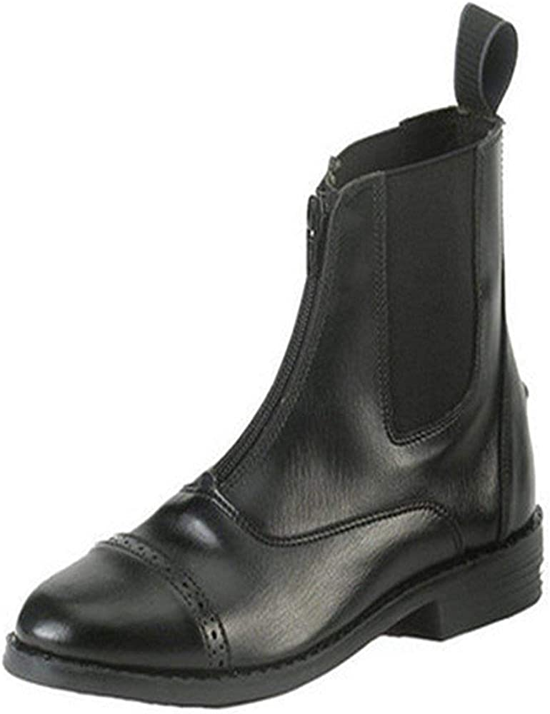 EQUISTAR Kids All Weather Zip Paddock Boots