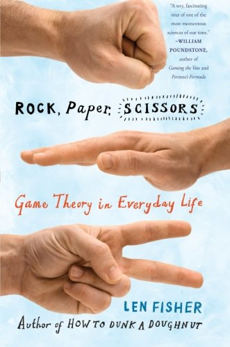 Rock, Paper, Scissors: Game Theory in Everyday Life for $<!--$9.39-->