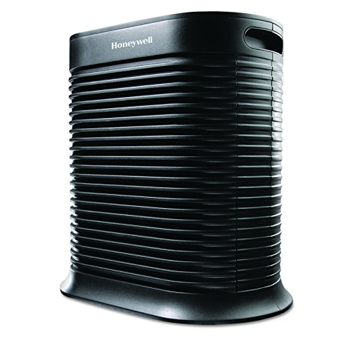 Honeywell True HEPA Allergen Remover, 465 sq. Ft, HPA300, Extra-Large Room, Black