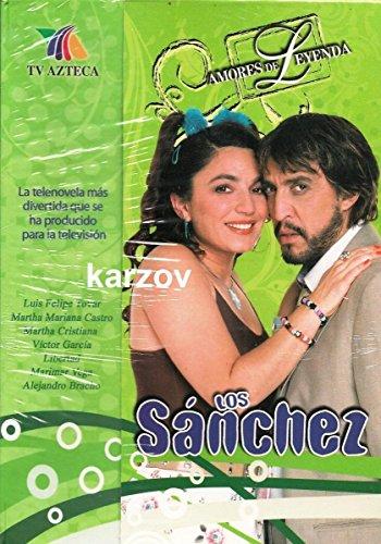 Los Sanchez - Telenovela 5 DVD