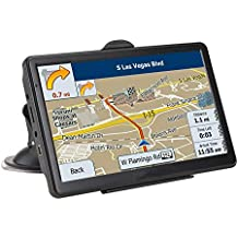 [Patrocinado] Car GPS Navigation (7 inch/8GB) Vehicle GPS Navigation System with Built-in Lifetime Maps,FM Car Navigation and Spoken Turn-by-Turn Directions