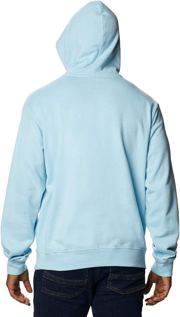 Columbia Herren Viewmont Ii Sleeve Graphic Hoodie Wanderhemd Himmelblau/Weiß