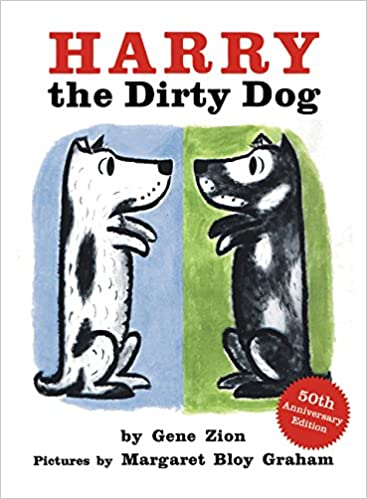 Harry the Dirty Dog: Amazon.co.uk: Gene Zion: Books
