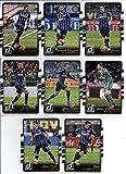 2016 Donruss Soccer FC Internazionale Team Set of 8 Cards SEALED in Protective Snap Case: Adem Ljajic(#100), Eder(#101), Felipe Melo(#102), Ivan Perisic(#103), Marcelo Brozovic(#105), Mauro Icardi(#106), Samir Handanovic(#107), Stevan Jovetic(#108)