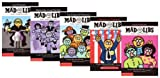 img - for Mad Libs 5 Pack (5 Books) (Cool Mad Libs, Night of the Living Mad Libs, The Original #1 Mad Libs, Mad Libs for President, Goofy Mad Libs) book / textbook / text book