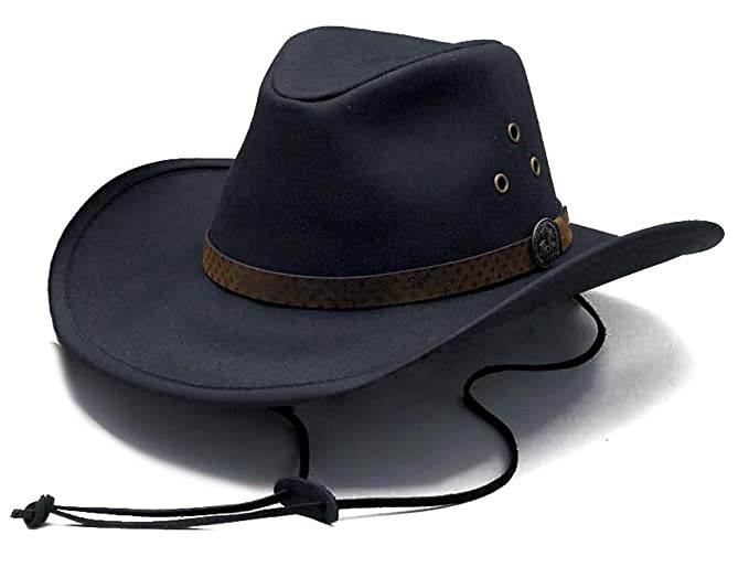 1bcb2ee3a85e2 Outback Trading Oilskin Trapper Hat 1481 at Amazon Men s Clothing store