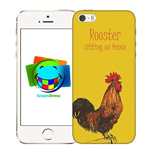Bralexx 9211#_iPhone_5_5S_Birds_2 Schutzhülle für Apple iPhone 5/5S