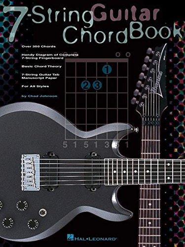 Amazon.com: 7-String Guitar Chord Book (0073999956771): Chad Johnson ...